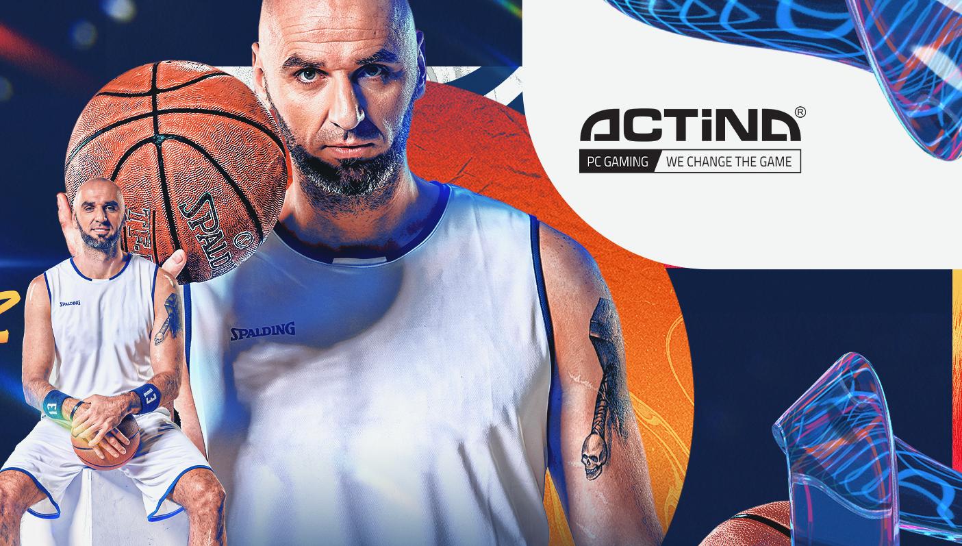 Marcin gortat camp actina